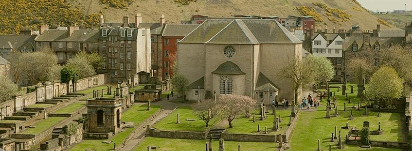 Cannongate church