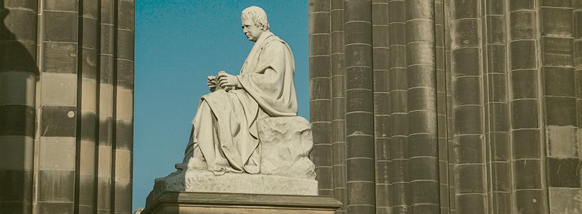 Walter Scott monument
