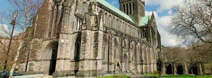 St. Mungo's Cathedral in Glasgow
