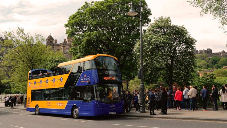 Edinburgh Sightseeing tour