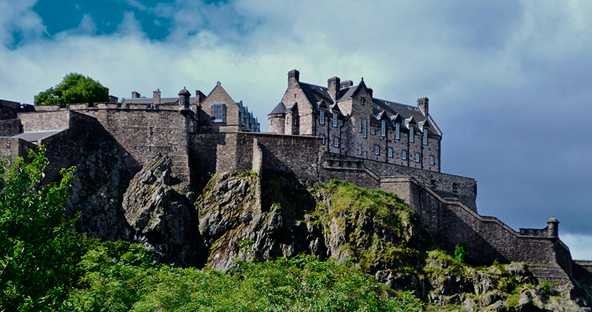 Guía del Castillo de Edimburgo