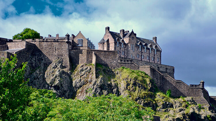 Guided Tour of Edinburgh Castle