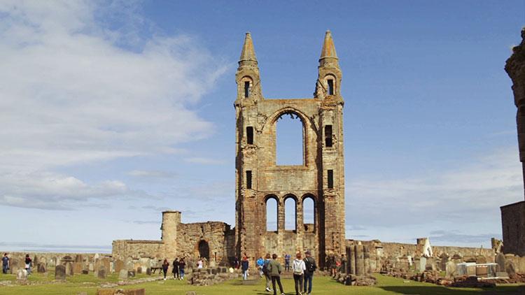 Saint Andrews Abbey